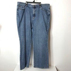 Venezia Bootcut Jeans Size 24 Average